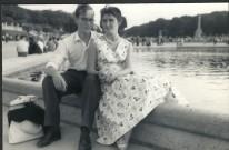 Mum and Dad in Paris