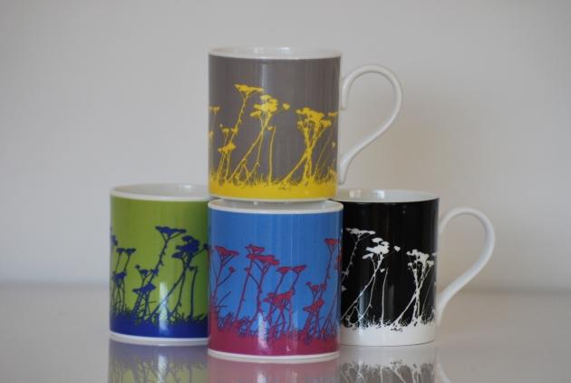 Two Tone Tjornin mugs