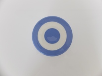 Cornishware lid