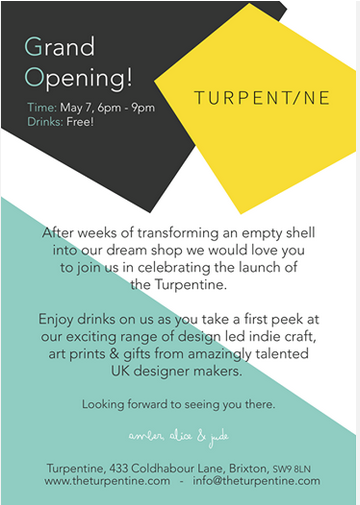 The Turpentine Opening