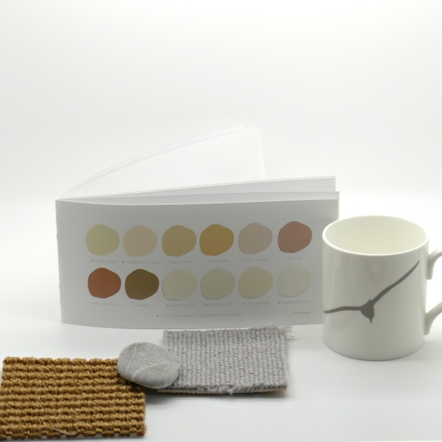 Paint by Conran with Flying High Mug by unifiedspace