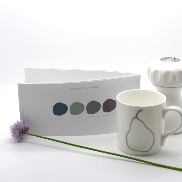 Paint by Conran with Pear Mug by unifiedspace