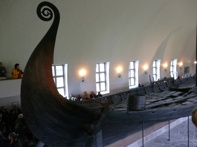 9th Century Viking Ship