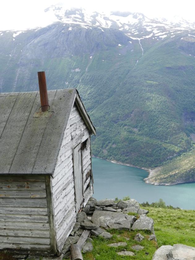 Hillwalking in Norway