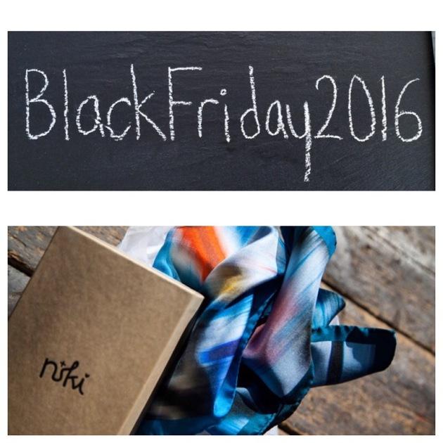 Black Friday on Nikifulton.com