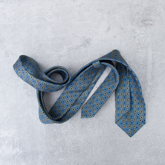 Lovewell Silk Tie designed by Niki Fulton